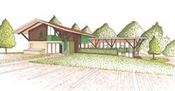 La coopérative forestière COFORET agrandit son siège à Lamure-sur-Azergues (69)